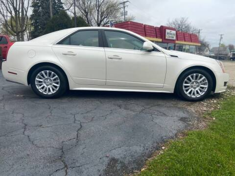 2011 Cadillac CTS for sale at Stach Auto in Edgerton WI