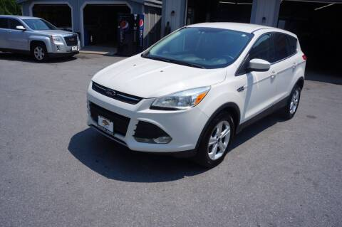 2014 Ford Escape for sale at Autos By Joseph Inc in Highland NY