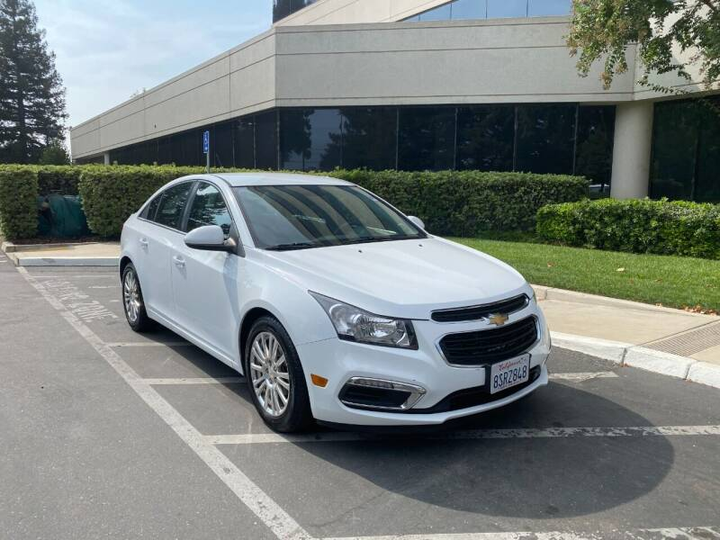 2016 Chevrolet Cruze Limited for sale at KAS Auto Sales in Sacramento CA