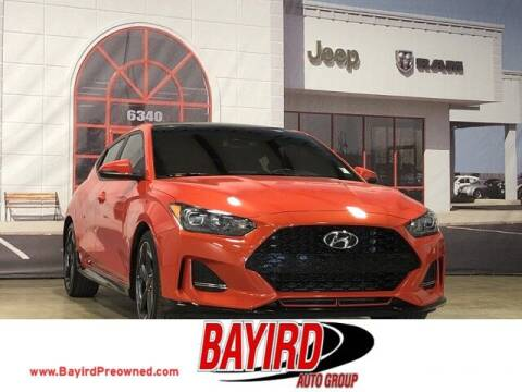 2020 Hyundai Veloster for sale at Bayird Truck Center in Paragould AR