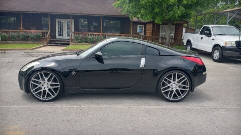 2006 Nissan 350Z for sale at Victory Motor Company in Conroe TX