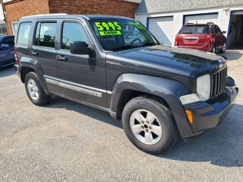 2011 Jeep Liberty for sale at Street Side Auto Sales in Independence MO