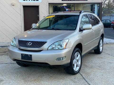 2004 Lexus RX 330 for sale at Eagle Auto Sales LLC in Holbrook MA