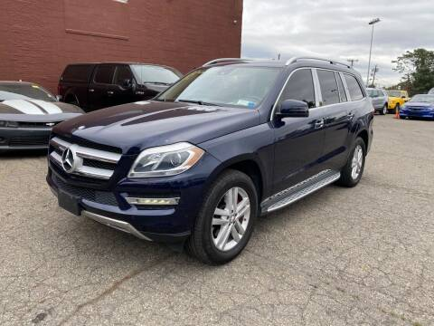 2014 Mercedes-Benz GL-Class for sale at JMAC IMPORT AND EXPORT STORAGE WAREHOUSE in Bloomfield NJ