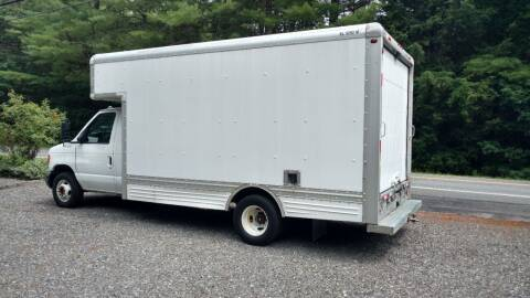 2007 Ford E-Series Chassis for sale at GT's Motorcar Company in Surry NH