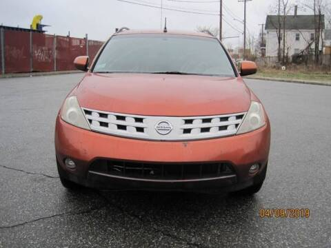 2003 Nissan Murano for sale at EBN Auto Sales in Lowell MA