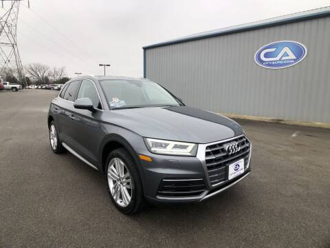 2018 Audi Q5 for sale at City Auto in Murfreesboro TN
