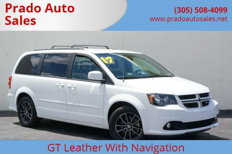 2017 Dodge Grand Caravan for sale at Prado Auto Sales in Miami FL