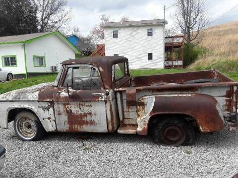 1964 Dodge D 100 for sale at Auto Titan - BUY HERE PAY HERE in Knoxville TN