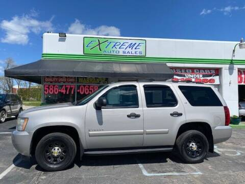 2007 Chevrolet Tahoe for sale at Extreme Auto Sales in Clinton Township MI