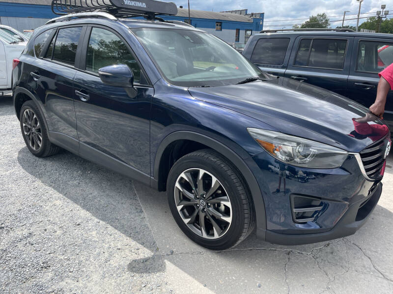 2016 Mazda CX-5 for sale at LAURINBURG AUTO SALES in Laurinburg NC