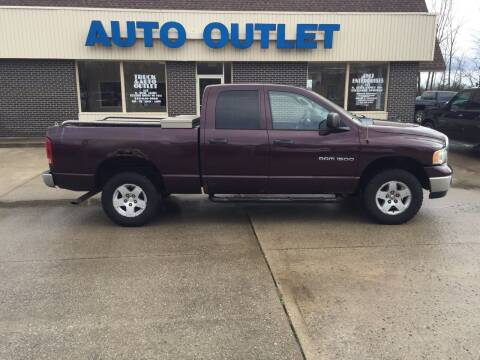 2004 Dodge Ram Pickup 1500 for sale at Truck and Auto Outlet in Excelsior Springs MO