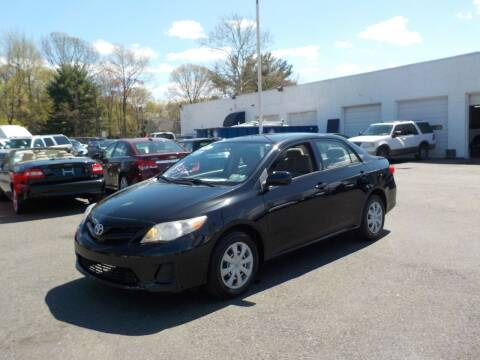 2011 Toyota Corolla for sale at United Auto Land in Woodbury NJ