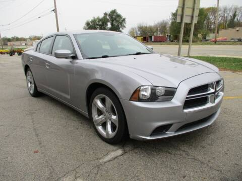 2013 Dodge Charger for sale at RJ Motors in Plano IL