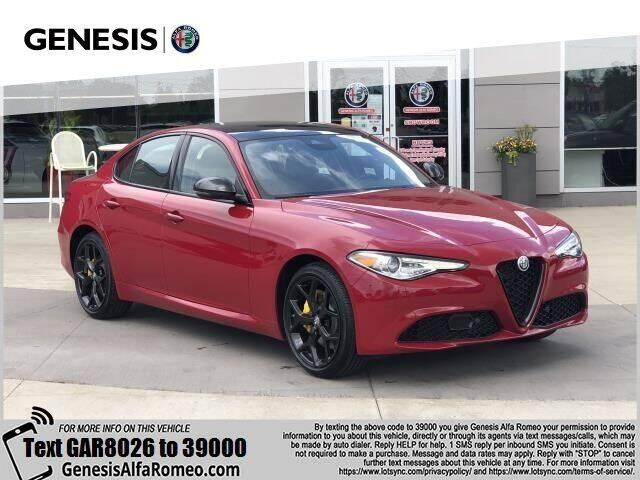 2021 Alfa Romeo Giulia Ti