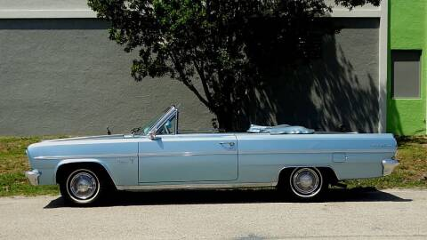 1963 Oldsmobile Cutlass for sale at Premier Luxury Cars in Oakland Park FL