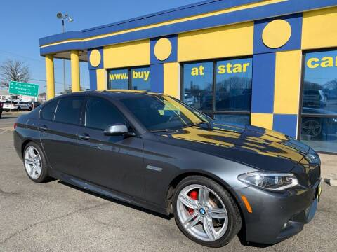 2016 BMW 5 Series for sale at Star Cars Inc in Fredericksburg VA