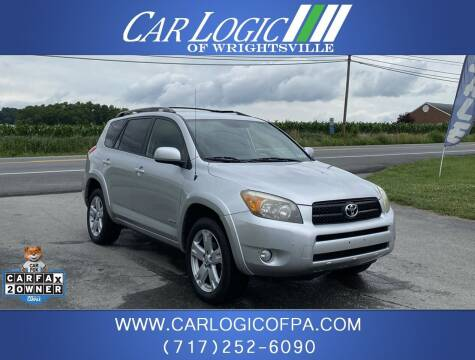2007 Toyota RAV4 for sale at Car Logic in Wrightsville PA