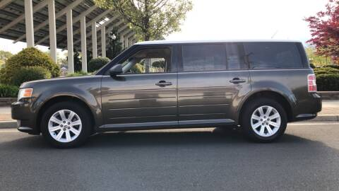 2011 Ford Flex for sale at M & E Motors in Neptune NJ