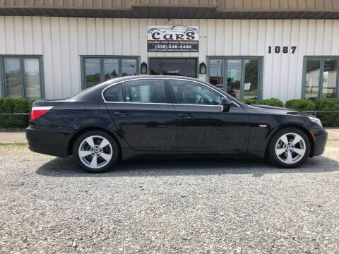 2008 BMW 5 Series for sale at Carolina Auto Resale Supercenter in Reidsville NC