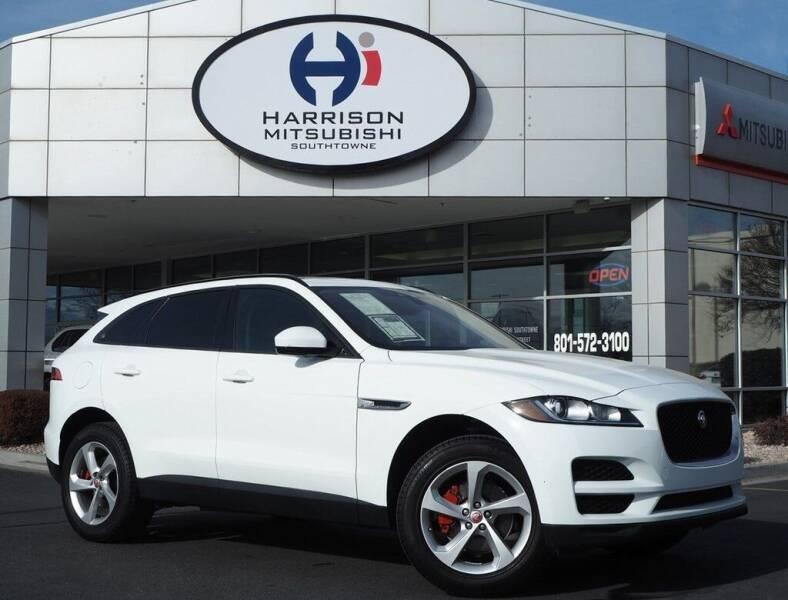 2017 Jaguar F-PACE for sale at Harrison Imports in Sandy UT