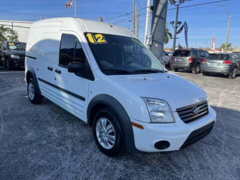 2012 Ford Transit Connect for sale at Brascar Auto Sales in Pompano Beach FL