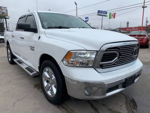 2016 RAM Ram Pickup 1500 for sale at JAVY AUTO SALES in Houston TX