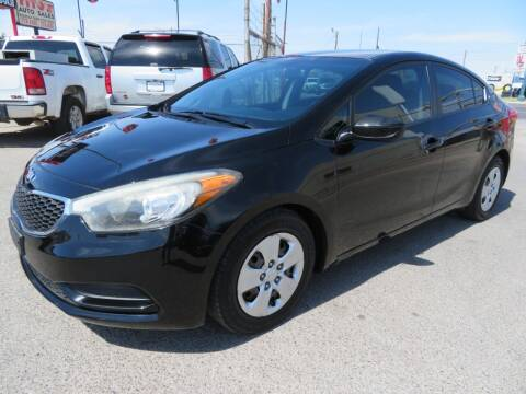 2015 Kia Forte for sale at Moving Rides in El Paso TX