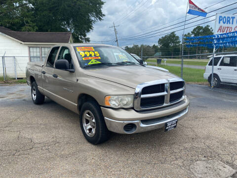 2005 Dodge Ram Pickup 1500 for sale at Port City Auto Sales in Baton Rouge LA