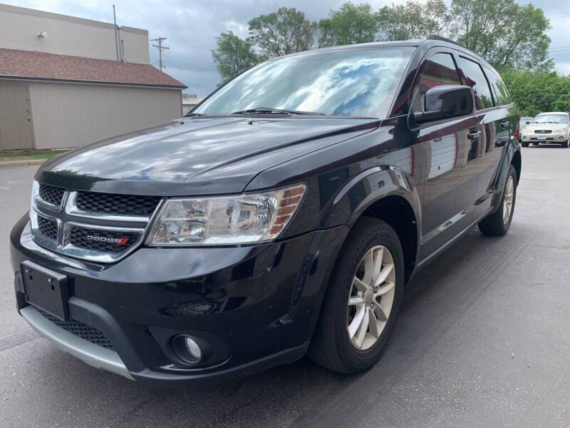 2016 Dodge Journey for sale at MIDWEST CAR SEARCH in Fridley MN