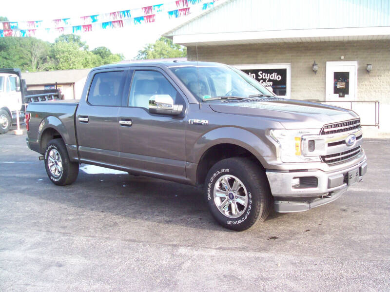 2018 Ford F-150 for sale at Dave Thornton North East Motors in North East PA