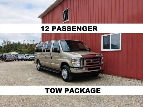 2012 Ford E-Series Wagon for sale at Windy Hill Auto and Truck Sales in Millersburg OH