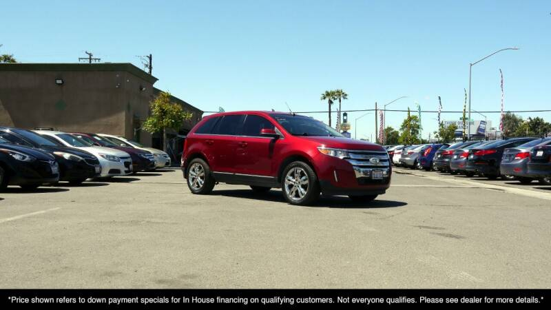 2013 Ford Edge for sale at Westland Auto Sales in Fresno CA