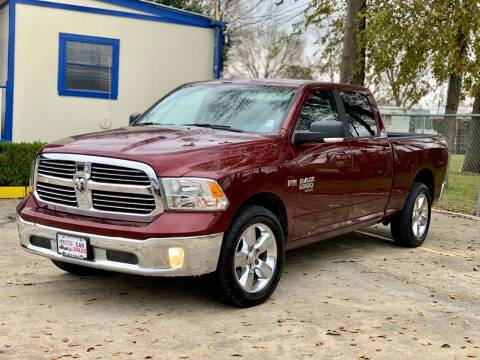 2019 RAM Ram Pickup 1500 Classic for sale at USA Car Sales in Houston TX