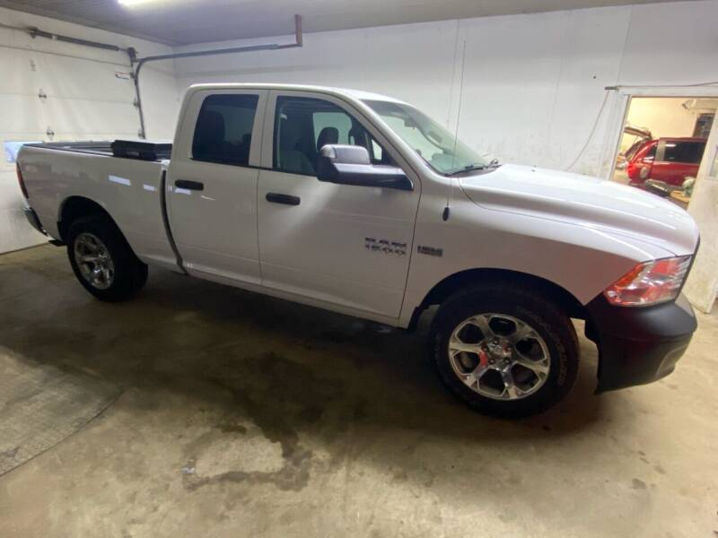 2014 RAM Ram Pickup 1500 for sale at Hill Motors in Ortonville MN