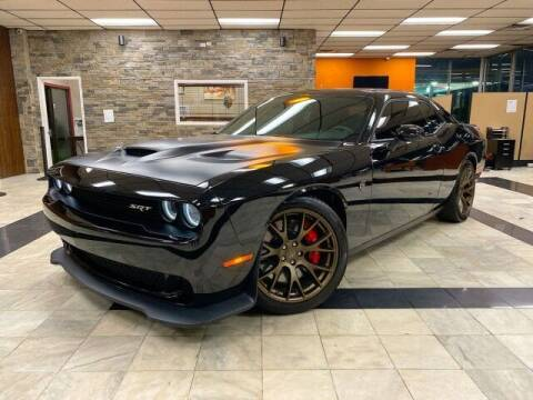 2016 Dodge Challenger for sale at Sonias Auto Sales in Worcester MA