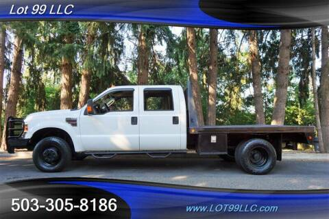 2008 Ford F-350 Super Duty for sale at LOT 99 LLC in Milwaukie OR