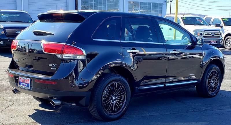 2013 Lincoln MKX for sale at Better All Auto Sales in Yakima WA