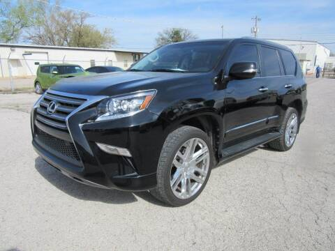 2016 Lexus GX 460 for sale at Grays Used Cars in Oklahoma City OK