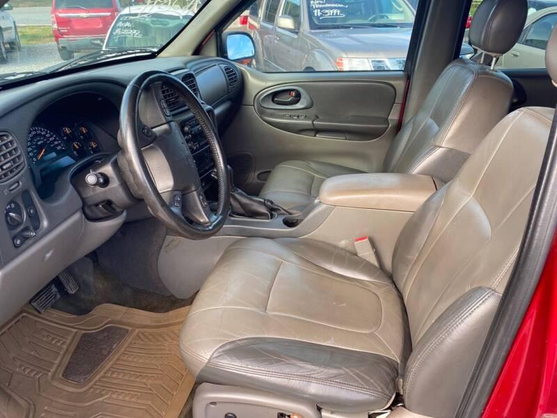 2002 Chevrolet TrailBlazer LTZ 4WD 4dr SUV - Cloverdale VA