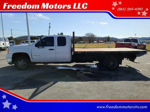 2009 GMC Sierra 3500HD for sale at Freedom Motors LLC in Knoxville TN