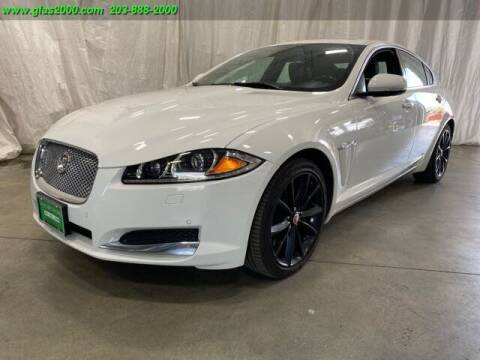 2015 Jaguar XF for sale at Green Light Auto Sales LLC in Bethany CT