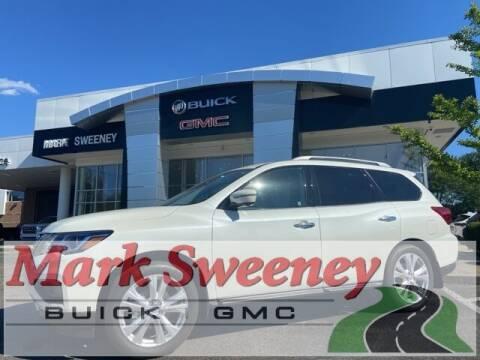 2018 Nissan Pathfinder for sale at Mark Sweeney Buick GMC in Cincinnati OH