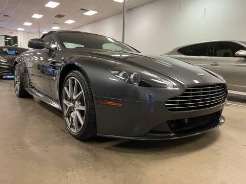 2012 Aston Martin V8 Vantage for sale at Boktor Motors in Las Vegas NV