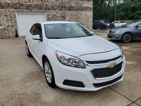 2015 Chevrolet Malibu for sale at Great Ways Auto Finance in Redford MI