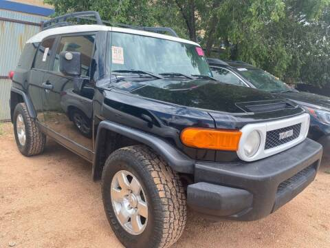 2010 Toyota FJ Cruiser for sale at Street Smart Auto Brokers in Colorado Springs CO