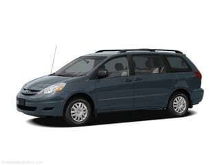 2006 Toyota Sienna for sale at Jensen's Dealerships in Sioux City IA