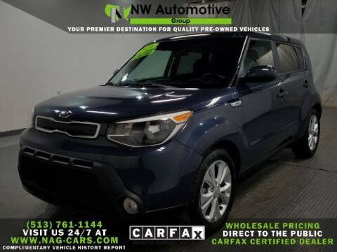 2016 Kia Soul for sale at NW Automotive Group in Cincinnati OH