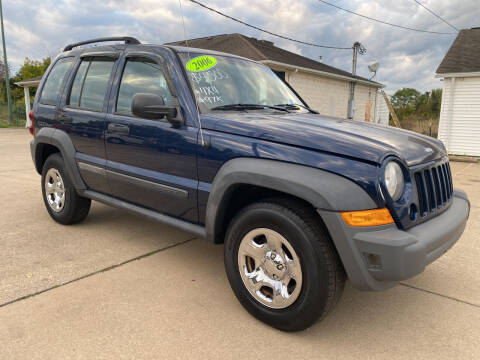 2006 Jeep Liberty for sale at CarNation Auto Group in Alliance OH