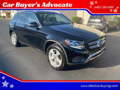 2017 Mercedes-Benz GLC for sale at Car Buyer's Advocate in Phoenix AZ